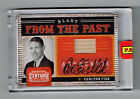 CARLTON FISK 2010 PANINI CENTURY COLLECTION AUTO BAT # 3 9 RED SOX HOF