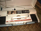 knitking VCX/ KH 965I Electronic knitting machine cleaned,serviced,ready2knit