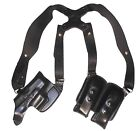 FN FNS FNP FNX 9 40 Pro Carry Shoulder Holster Horizontal LH BLK