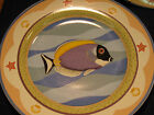 SAKURA CORAL REEF 1 SOUP BOWL, 2 SALAD PLATES  $30 VALUE DISCONTINUED 2002