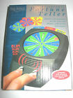 Electronic Fortune Teller Machine Love Money Life Sound Light Effects NIP 2 AAA