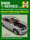 BMW SHOP MANUAL SERVICE REPAIR BOOK 120i 120d 118i 118d 116i 116d E81 E87 E82