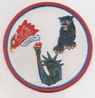 US Air Force 48th Fighter Wing, RAF Lakenheath patch F-15