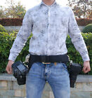 Pro Belt-mounted Holster Dual Twin Digital SLR Camera Belt Support System