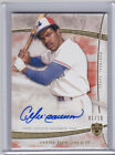 2014 Topps Supreme ANDRE DAWSON RED PARALLEL AUTOGRAPH AUTO! EXPOS! #01 10! WS!