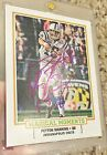 *AUTO AUTOGRAPH SIGNED ON CARD* 2010 Peyton Manning Topps Magic Moments MVP
