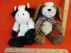 From the Boyds Collection LTD Stuffed Animal Plush Toys   12