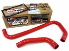 HPS Red 3 Ply Silicone Radiator Hose for Jeep 97 02 Wrangler TJ 25L Coolant