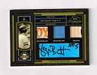GEORGE BRETT 2004 TIMELESS TREASURES GAMERS HOME & ROAD AUTO 3X GAME USED # 5 5