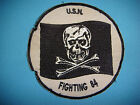 VIETNAM WAR JACKET PATCH US NAVY FIGHTER SQUADRON VF-84 JOLLY ROGERS