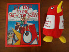KFC My Trip to the Big Chicken - Book and Beanbag Plush Toy - Marietta Georgia