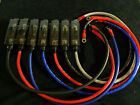 4 GAUGE WIRE 2 FT ANL HOLDER 150 AMP FUSE 2 RING 5/16 TERMINALS POWER AWG