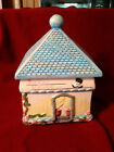 Sugar House Cookie Jar 10