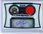 2006 Bowman Sterling Brandon Williams RC Jersey Autograph SF 49ers