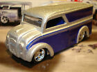 100% HOT WHEELS 1950'S DIVCO LIMITED EDITION PANEL VAN 1/64 GOODYEAR TIRES