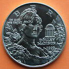 1999 Dollar Dolly Madison BU Silver Dollar Commemorative US Mint Coin ONLY