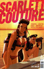 SCARLETT COUTURE 1 Des Taylor Art Cover SIGNED New Bagged
