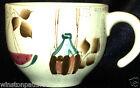 ROYAL SEALY JAPAN HAND PAINTED JAMAICA JAMAICAN PUNCH CUP 8 OZ FRUIT