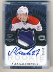 Alex Galchenyuk 2013-14 UD The Cup Hockey RPA Rookie Patch Auto Autograph 55 99