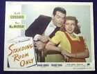 STANGING ROOM ONLY ORIGINAL 11X14 LOBBY CARD #5 1944