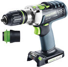 Festool Cordless percussion drills PDC 18/4 Li-Basic 500781 FREE NEXT DAY DEL