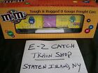 MTH Electric Trains M & M's Happy Easter Holiday O Gauge Box Car Lionel Type New