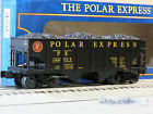 LIONEL POLAR EXPRESS SCALE GLA 50 TON TWIN HOPPER holiday train 6-81699