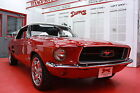 Ford  Mustang 1967 ford mustang convertible resto mod only 3 k miles