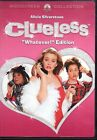 "CLUELESS ~ Widescreen ""Whatever!"" Edition ~ Mint DVD, Played Only Once"