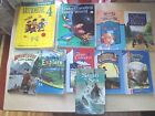 10 ABEKA BOOKS 4TH GRADE READING BOOKS TEACHERS EDITIONS  A BEKA FOURTH