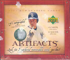 2007 Upper Deck Artifacts Baseball Hobby Box