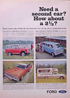 1969 Ford Bronco Ranchero Van Truck ORIGINAL OLD AD CMY STORE 5+ FREE SHIP