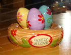 15943 - FAMILY NEST (Tiny Treasures by Westland) Reads: Family is Love