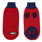 Winter Knitted Clothes Turtleneck Pet Chihuahua Dog Sweater Apparel Red XXS