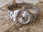 LADIES ROLEX OYSTER PERPETUAL DATE AUTOMATIC WRIST WATCH
