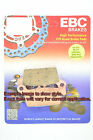 EBC Long Life Sintered Brake Pads - FA135R for 06-08 UM DSF200 Applications