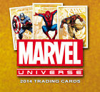 Marvel Universe 2014 FACTORY SEALED HOBBY BOX