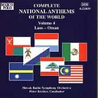 Complete National Anthems of the World - Volume. 4: Laos - Oman [Marco Polo]