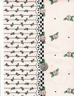 DAISY KINGDOM VINTAGE MARY ENGLEBREIT ROSES PINK  BTY UP TO 3 YARDS 12 IN WIDE