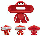 For Portable Frog Case Holder For Beats Pill Bluetooth Speaker Doll Dude Stand