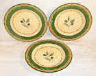 3 Pfaltzgraff China Tuscan Olives Pattern 8.5