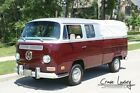 Volkswagen  Bus Vanagon Volkswagen VW Double cab pickup loaded leather Crave Luxury Auto