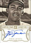 2013 (CUBS) Panini Cooperstown Signatures #FER Fergie Jenkins 450 Auto