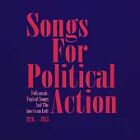 Songs For Political Action Various Box CD