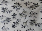 Estate Fabric Waverly Sweet Sentiments French Country Floral Shabby Cottage