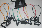 LOT Black Mountain Resistance Bands Set With Carry Bag