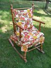 Vintage N. D. Cass Toys Child's Rocking Chair