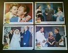 Lobby Card lot of 4~ THE BRIDE GOES WILD ~1948 ~Van Johnson ~June Allyson