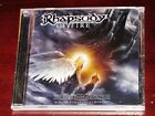 Rhapsody Of Fire: The Cold Embrace Of Fear CD 2011 Nuclear Blast USA 2651-2 NEW