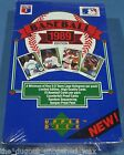 1989 UPPER DECK LOW NUMBER FOIL BOX OF 36 PACKS GRIFFEY
